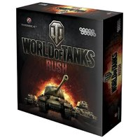 HOBBY WORLD World of Tanks: Rush (1е изд-е.)