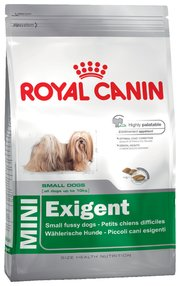 Royal Canin Корм для собак Mini Exigent фото